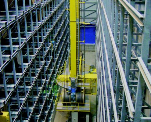 Asrs Cranes Aloi Materials Handling Amp Automation