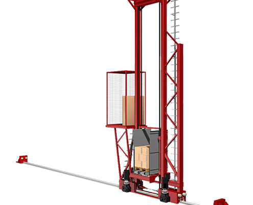 ASRS automated storage retrieval system design