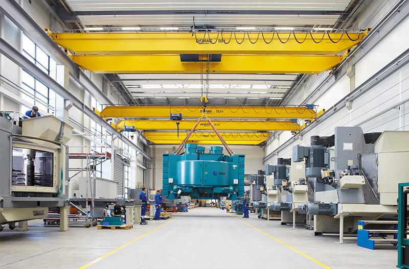 Heavy Cranes Aloi Materials Handling Amp Automation