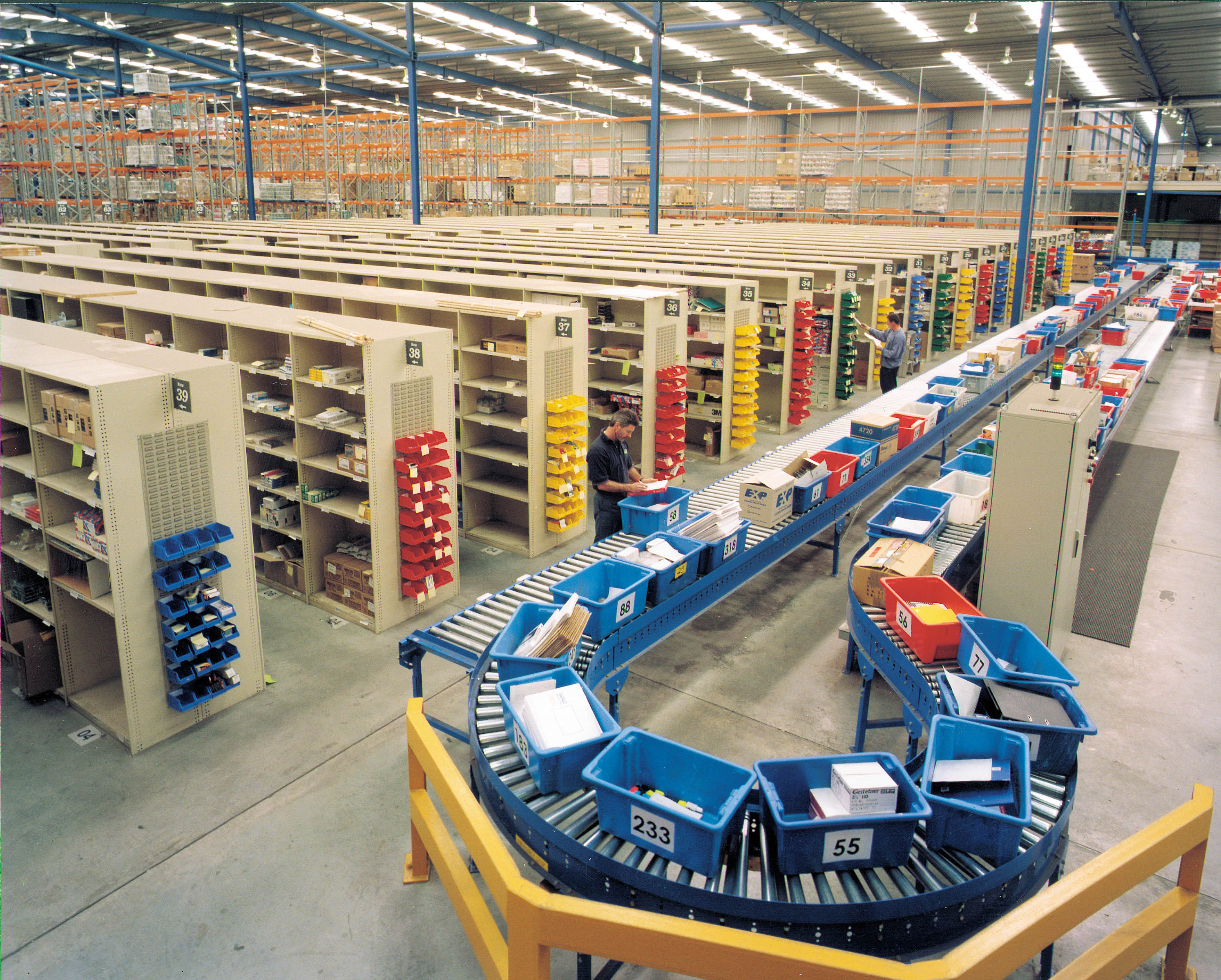Material Handling Crane Forward Repair System : Conveyor systems aloi materials handling