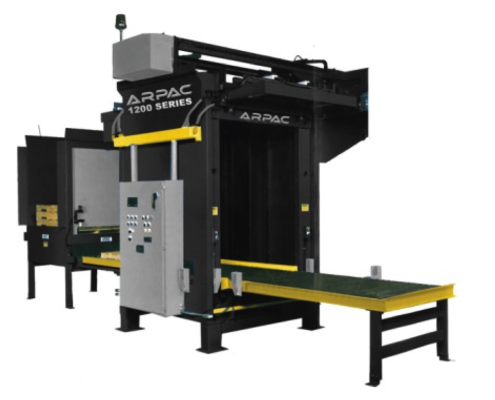 ARPAC 1200 automatic palletizer