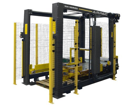 ARPAC 500 low level palletizer system