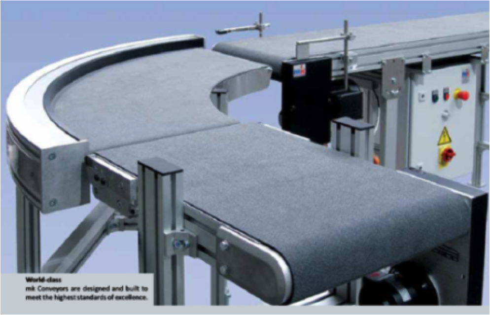 Conveyor Systems Aloi Materials Handling Amp Automation