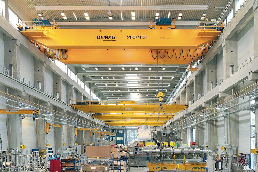 Demag Overhead Crane