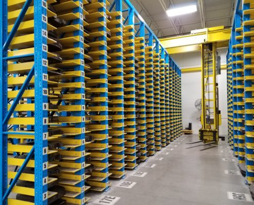 ASRS warehouse Integration