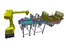 Aloi Materials Handling & Automation - 3D Modeling