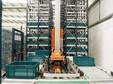 Aloi Materials Handling & Automation - Automated Storage and Removal Systems ASRS