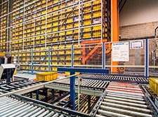 Aloi Materials Handling & Automation - Automated Storage and Manual Case Picking