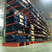 Aloi Materials Handling & Automation Warehouse Solutions - Cantilever Pallet Rack