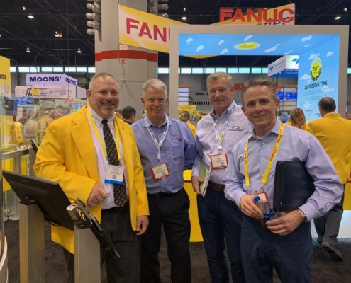 Aloi at ProMat and Automate 2019 - Day 1
