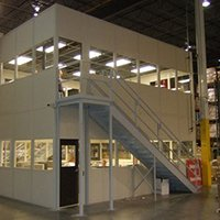 Aloi Materials Handling & Automation Warehouse Solutions - Modular Office Systems