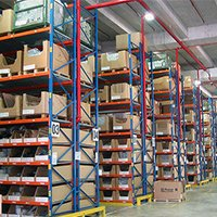 Aloi Materials Handling & Automation Warehouse Solutions - Selective Pallet Rack