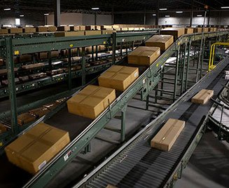 Conveyors with Aloi Materials Handling and Automation