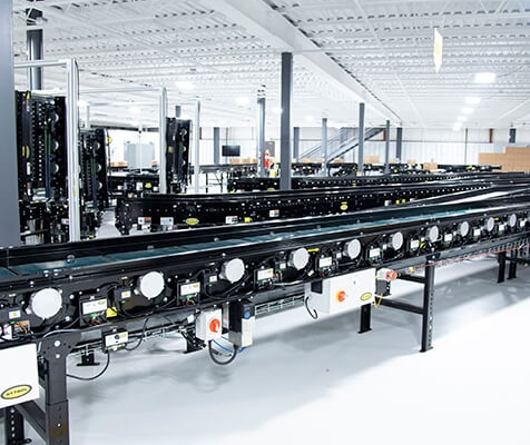Hytrol Accumulation 24-Volt Conveyor