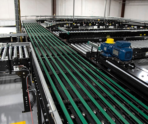 Hytrol ProSort Narrow Belt Sorter