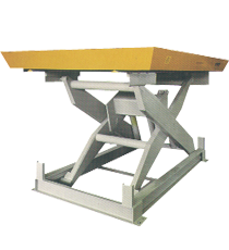 Southworth Heavy Duty Hydraulic Lift Tables