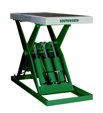 Southworth LS Series Hydraulic Lift Tables