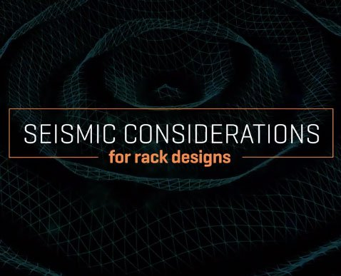 RMI Rack Safety Episode 5: Seismic Activity